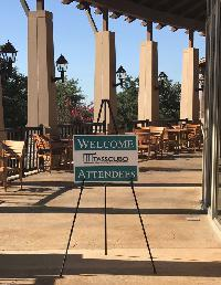 Attendee Welcome
